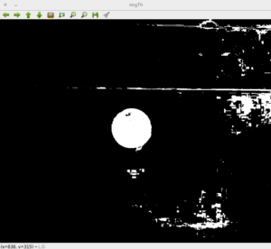 Search ball on the image using OpenCV
